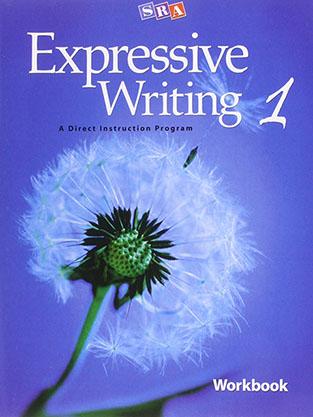 Expressive writing 1