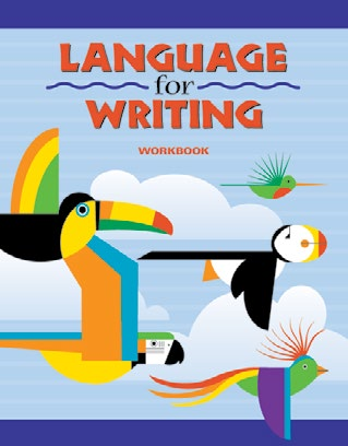 Language for Writing (grades 1-3)